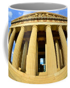 The Parthenon In Nashville Tennessee 3 Coffee Mug