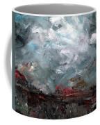 The Passing Storm Coffee Mug