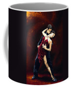 The Passion Of Tango Coffee Mug