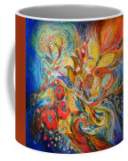 The Passion Of Ultramarine Coffee Mug