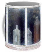 The Past In The Window Coffee Mug