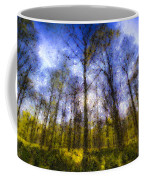The Pastel Forest Coffee Mug