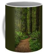 The Path Less Taken Coffee Mug