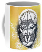 The Patient Llama  Coffee Mug