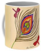 The Peacock Coffee Mug