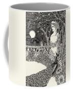 The Peacock's Complaint Coffee Mug