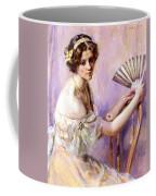 The Pearl Fan Coffee Mug