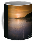 The Pembrokeshire Sunset Coffee Mug