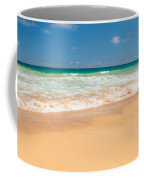 The Perfect Beach - Kapaa Kauai Hawaii Coffee Mug