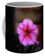 The Petunia Coffee Mug