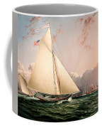 The Philip R. Paulding In New York Harbor Coffee Mug