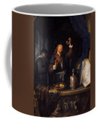The Physician 1653  Coffee Mug