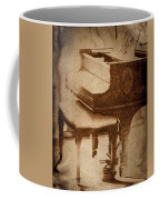 The Piano... Coffee Mug