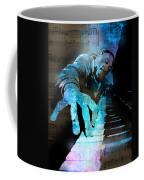 The Piano Man Coffee Mug