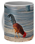 The Picking Rooster Coffee Mug