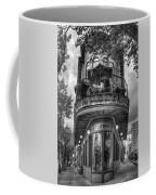 The Pickle Barrel 3 B W Flatiron Architecture Chattanooga Tennessee Art Coffee Mug