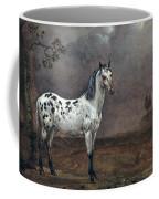 The Piebald Horse Coffee Mug