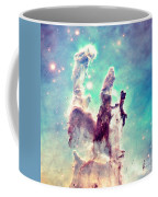 The Pillars Of Creation  Coffee Mug