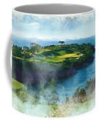 The Pine And Beach Links Coffee Mug