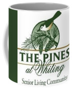 The Pines At Whiting Coffee Mug