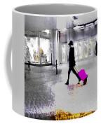 The Pink Bag Coffee Mug