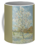 The Pink Peach Tree Arles, April - May 1888 Vincent Van Gogh 1853  1890 Coffee Mug