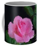 The Pink Rose Coffee Mug