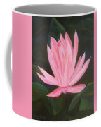 The Pink Water Lily Coffee Mug