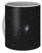 The Pinwheel Galaxy Coffee Mug