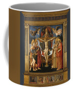 The Pistoia Santa Trinita Altarpiece Coffee Mug