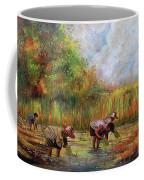 The Planting Coffee Mug
