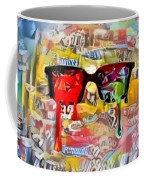 The Plasticity Of Dreams Coffee Mug
