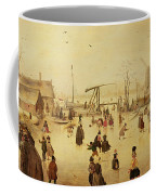 The Pleasures Of Winter Coffee Mug