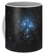 The Pleiades, Also Known As The Seven Coffee Mug by John Davis