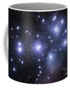 The Pleiades Coffee Mug