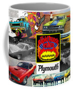 The Plymouth Rapid Transit System Collage Coffee Mug