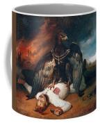 The Polish Prometheus Horace Vernet Coffee Mug