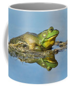 The Pond King Coffee Mug by Mircea Costina Photography