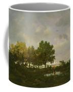 The Pond, La Mare Coffee Mug