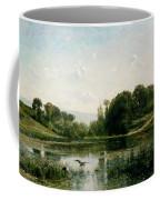 The Ponds Of Gylieu Coffee Mug