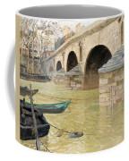 The Pont Marie. Paris Coffee Mug