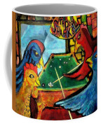 The Pool Sharks 1 Coffee Mug