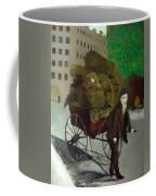 The Poor Man's Burden Coffee Mug