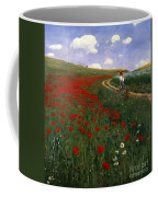 The Poppy Field Coffee Mug