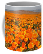 The Poppy Fields - Antelope Valley Coffee Mug