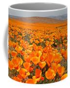 The Poppy Fields - Antelope Valley Coffee Mug