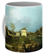 The Porta Portello, Padua Coffee Mug