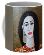 The Portuguese Earring 2 Coffee Mug