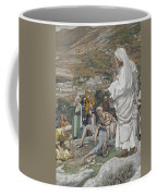 The Possessed Boy At The Foot Of Mount Tabor Coffee Mug