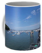 The Pot Man's View Coffee Mug